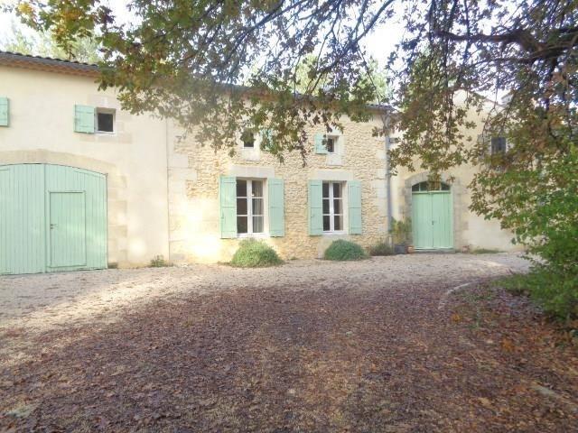 Sale house / villa St andre de cubzac 399000€ - Picture 1