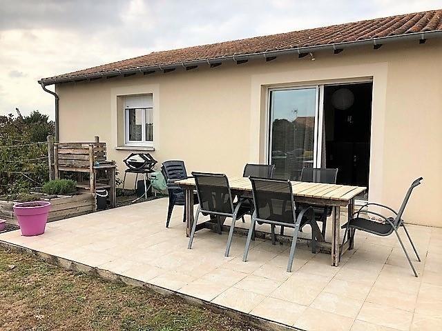 Vente maison / villa La villedieu du clain 189000€ - Photo 9