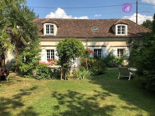 Sale house / villa Lesigny 490 000€ - Picture 1