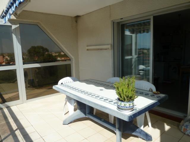 Vente appartement Canet plage 138000€ - Photo 1