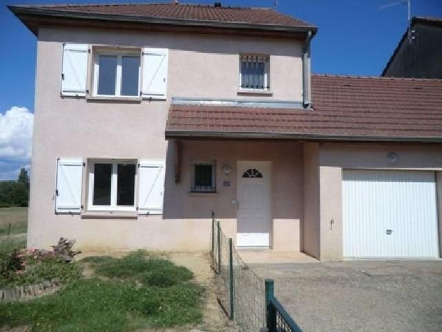 Location maison / villa Chatenoy en bresse 750€ CC - Photo 1