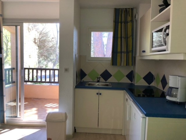 Investment property apartment St raphael 135 000€ - Picture 5