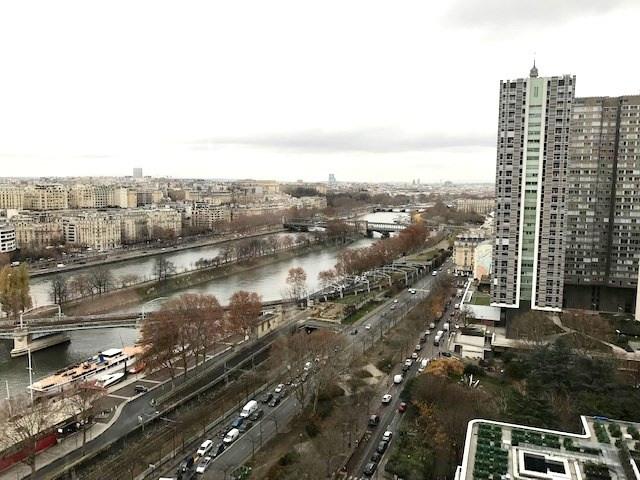 Vente appartement Paris 15ème 980000€ - Photo 3