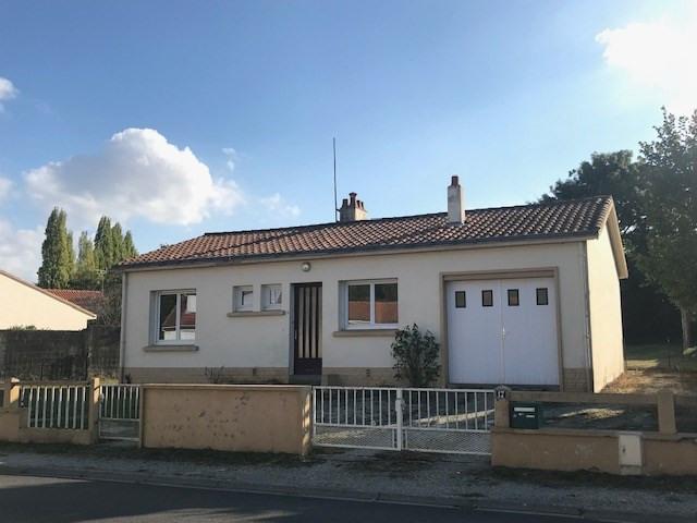 Vente maison / villa Nieul le dolent 99950€ - Photo 1