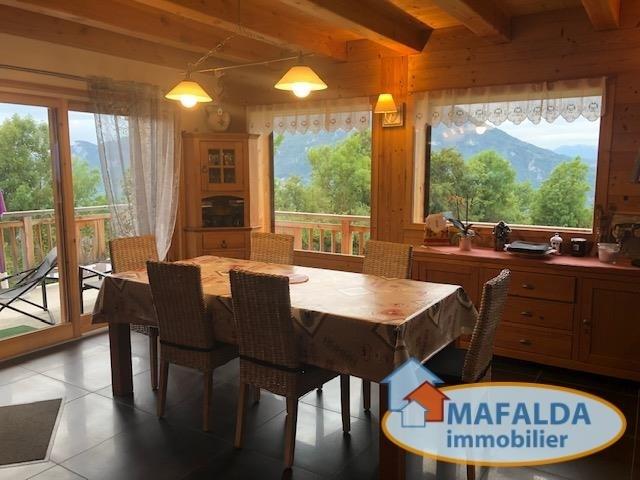 Sale house / villa Mont saxonnex 510000€ - Picture 1
