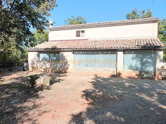 Lijfrente  huis Simiane-la-rotonde 110000€ - Foto 1