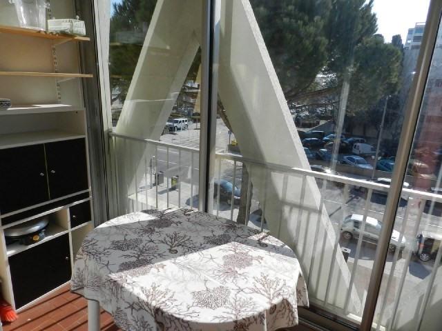 Location vacances appartement La grande motte 247€ - Photo 5