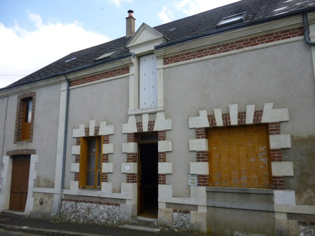 Sale house / villa Prunay cassereau 123 460€ - Picture 4