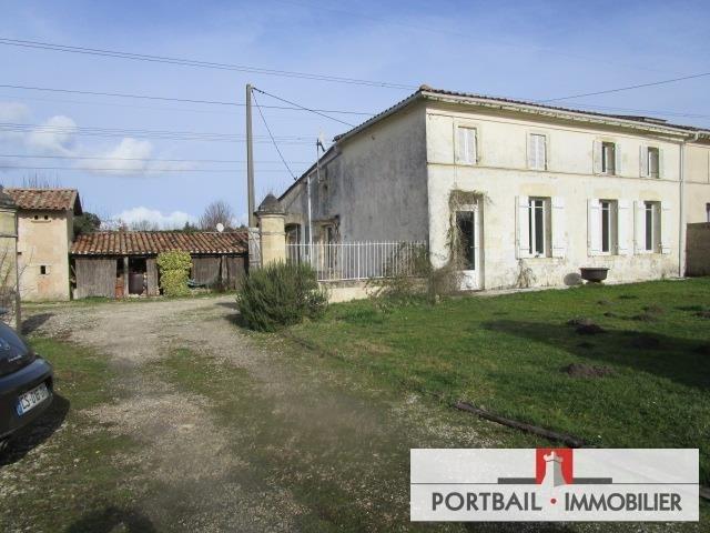 Sale house / villa Blaye 158000€ - Picture 1