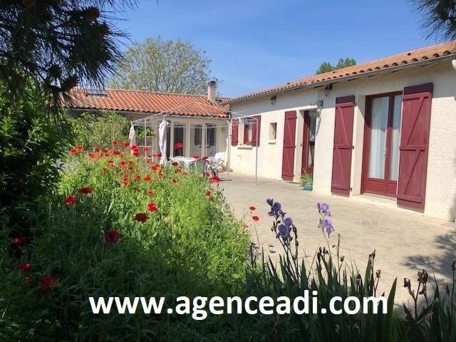Vente maison / villa Azay le brule 249600€ - Photo 1