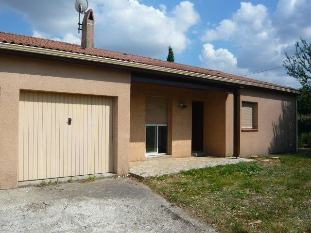 Rental house / villa Tournefeuille 1330€ CC - Picture 1