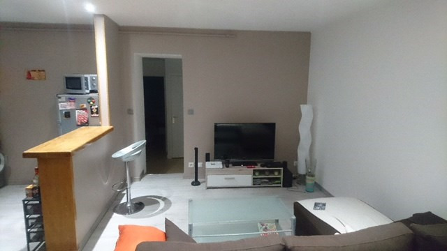 Location appartement Roche-la-moliere 480€ CC - Photo 1