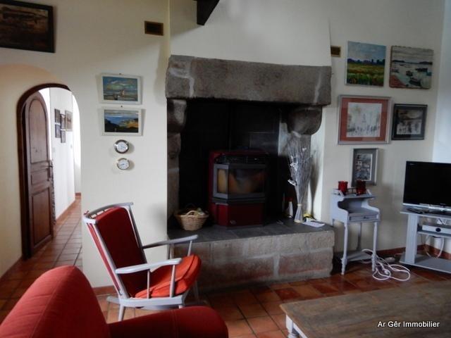 Vente maison / villa St jean du doigt 296800€ - Photo 15
