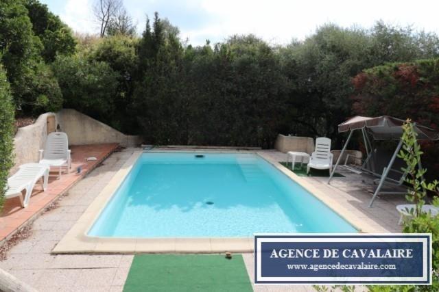 Vente de prestige maison / villa Cavalaire sur mer 650000€ - Photo 1