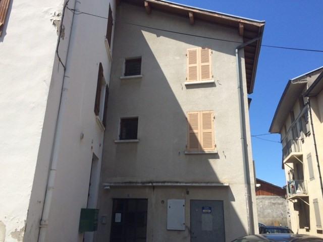 Rental apartment Pontcharra 465€ CC - Picture 3