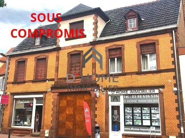 Investment property building Haguenau 472500€ - Picture 1