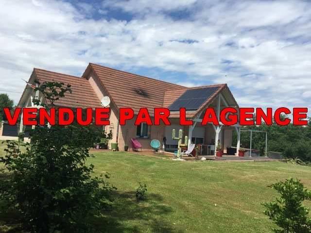 Vente maison / villa Louhans 274000€ - Photo 1