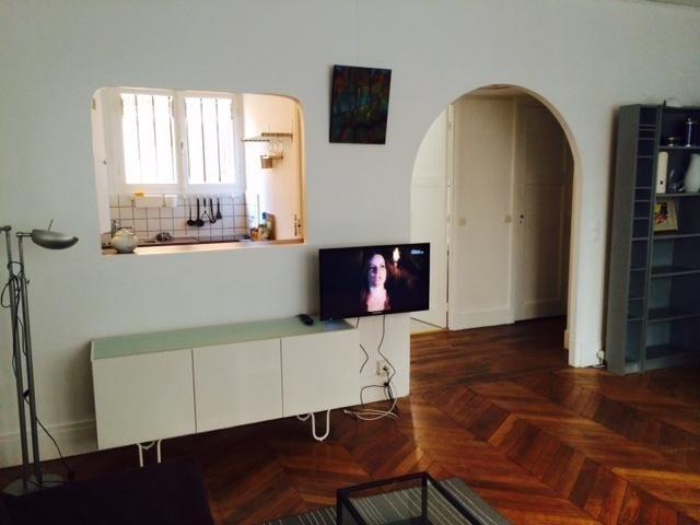 Rental apartment Paris 17ème 1385€ CC - Picture 1