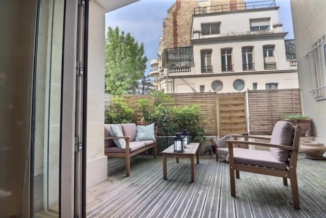 Vente appartement Boulogne billancourt 818000€ - Photo 1