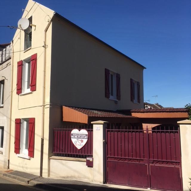 Vente maison / villa Menucourt 222600€ - Photo 4