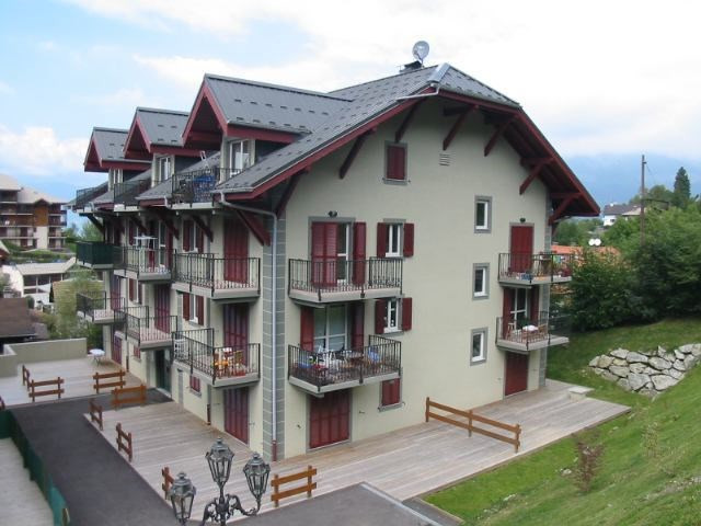 Vente appartement Saint gervais les bains 170 000€ - Photo 3