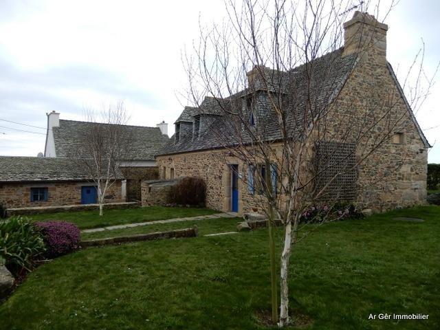 Vente maison / villa St jean du doigt 296800€ - Photo 1
