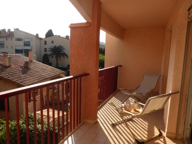 Alquiler vacaciones  apartamento Collioure 273€ - Fotografía 1