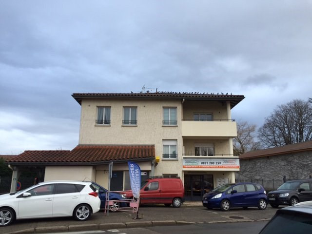 Rental empty room/storage Saint-andré-de-corcy 615€ CC - Picture 2
