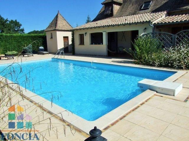 Sale house / villa Razac-de-saussignac 375000€ - Picture 14