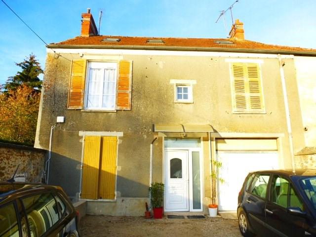 Sale apartment St vrain 161000€ - Picture 1