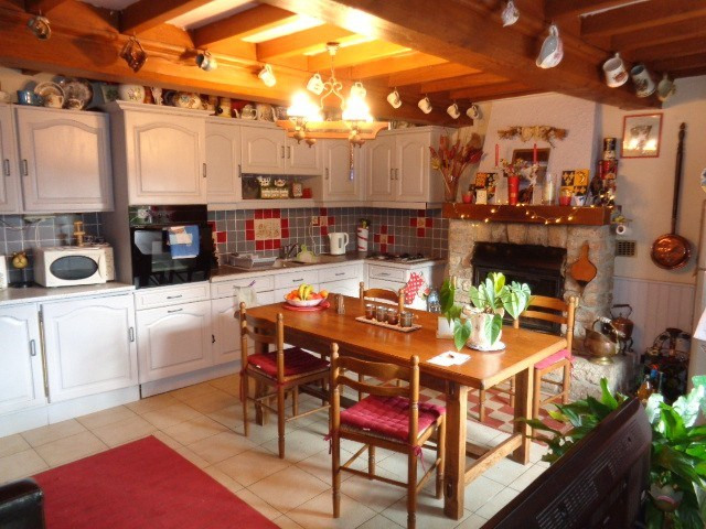 Verkoop  huis Montmartin en graignes 128500€ - Foto 3