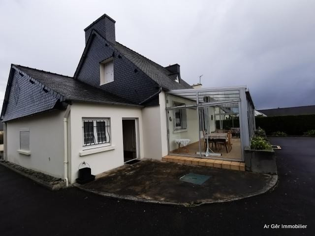 Sale house / villa Lanmeur 181900€ - Picture 5