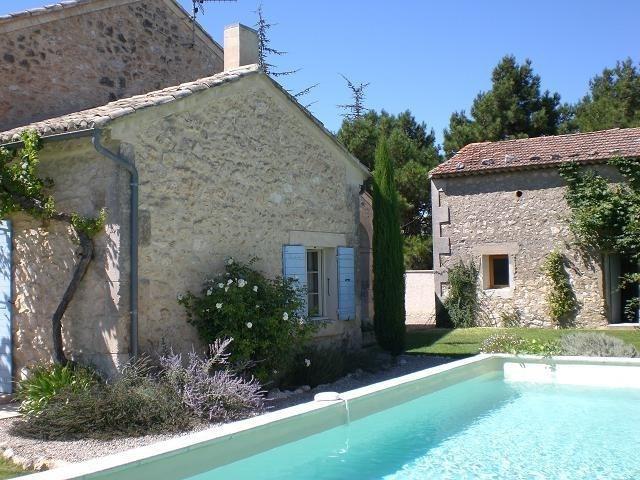 Deluxe sale house / villa Molleges 735000€ - Picture 3