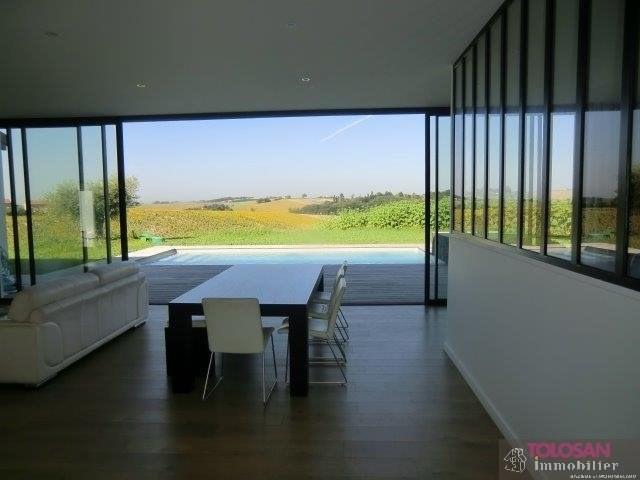 Vente de prestige maison / villa Montgiscard secteur 558000€ - Photo 3