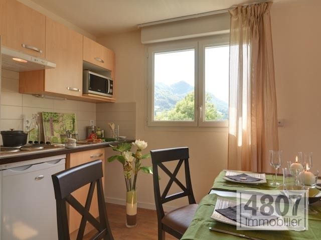 Location appartement Sallanches 505€ CC - Photo 1
