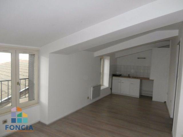 Péage, hyper centre, Appartement T2 au 2nd de 36M²