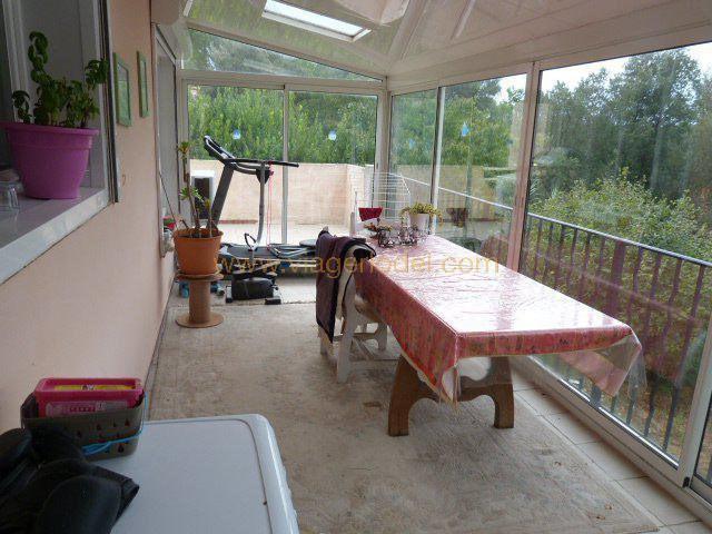 Vitalicio  casa Roquefort-les-pins 460000€ - Fotografía 9