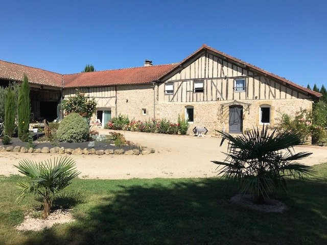Vente de prestige maison / villa Marciac 456750€ - Photo 2