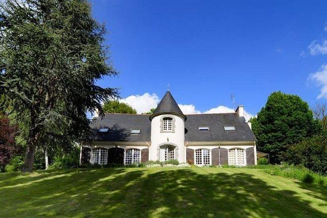 Vente maison / villa Carhaix plouguer 296326€ - Photo 2