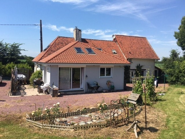 Verkoop  huis St andre de bohon 171400€ - Foto 1