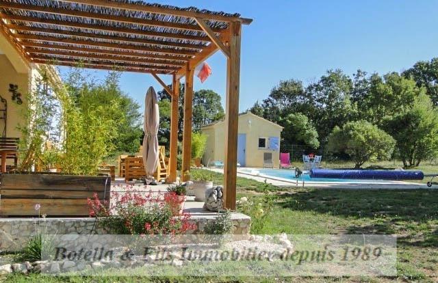 Vente maison / villa Uzes 287000€ - Photo 3