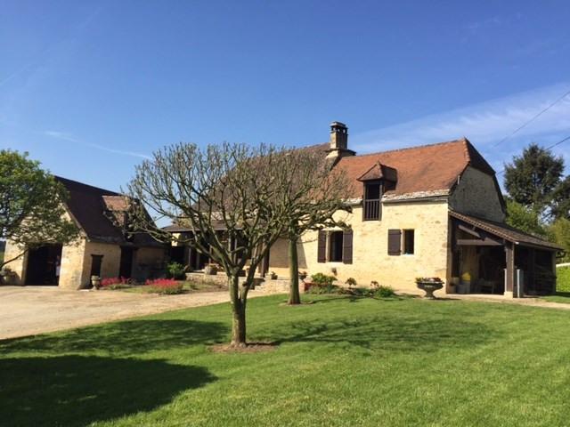 Vente maison / villa La bachellerie 319500€ - Photo 3