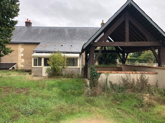 Sale house / villa La chartre sur le loir 94000€ - Picture 1