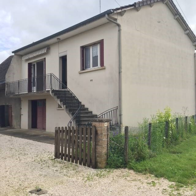 Sale house / villa Cuisery 3 minutes 96 000€ - Picture 1