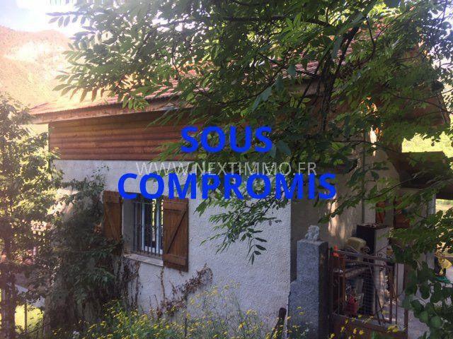 Revenda casa Saint-martin-vésubie 185000€ - Fotografia 1