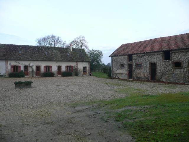 Sale house / villa Aubigny sur nere 162000€ - Picture 1