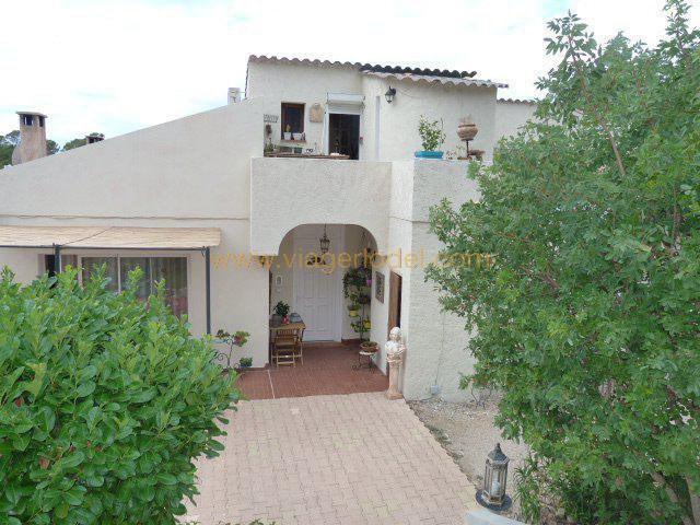Vitalicio  casa Roquefort-les-pins 460000€ - Fotografía 1