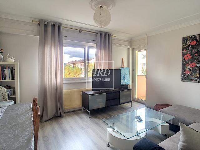 Revenda apartamento Saverne 82390€ - Fotografia 1