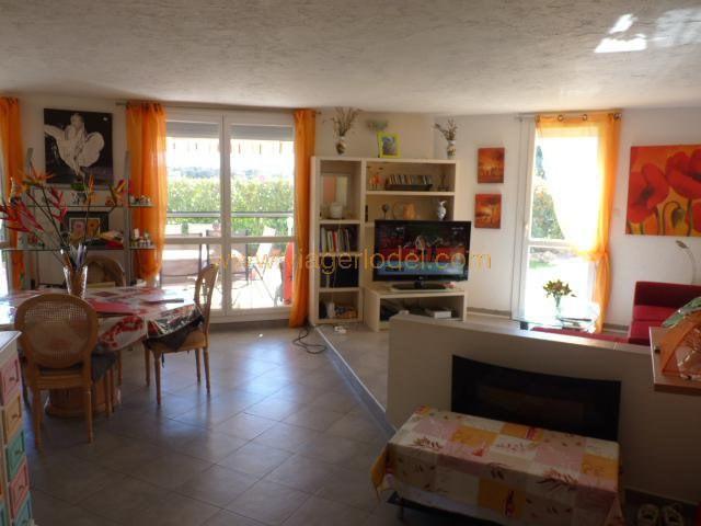 Verkauf auf rentenbasis wohnung Saint-raphaël 68000€ - Fotografie 3