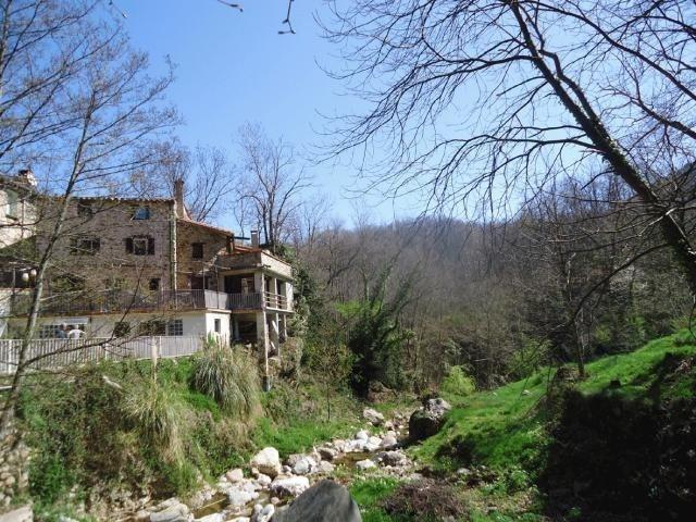 Sale house / villa Serralongue 398000€ - Picture 1